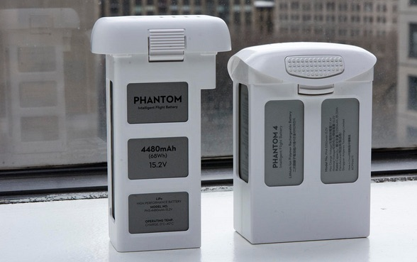 DJI-phantom-4-batt