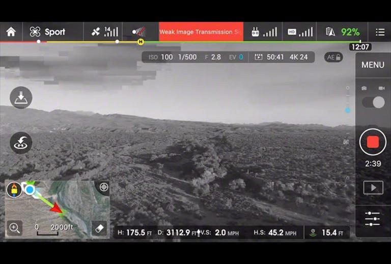 Phantom-4-Range-Test