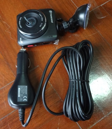 Transcend-drive-pro-200-camera-charger