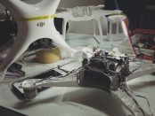 DJI-Phantom-4-fixing
